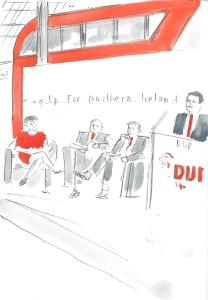 DUP manifesto launch Antrim