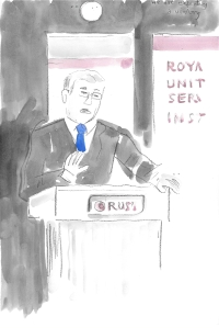 RUSI, Fallon defence speech-1