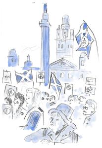 Scotland April 2015